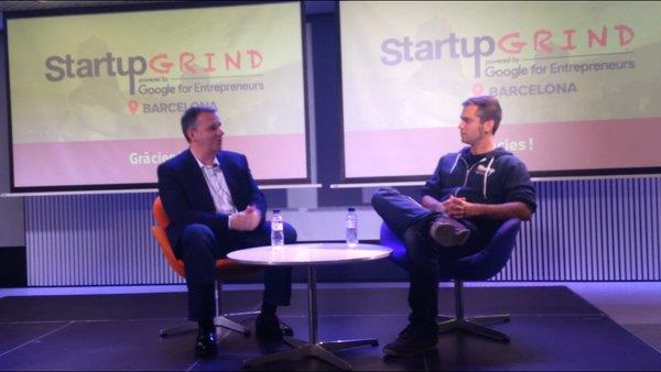 Entrepreneurial energy at Start-up Grind